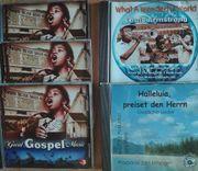 Gospel-CDs
