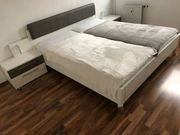 Bett hochwertig wie NEU