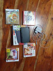Nintendo 3ds mit Spiele und