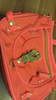 GGL Handtasche Farbe koralle Modell