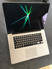 MacBook Pro 15 Retina Mitte