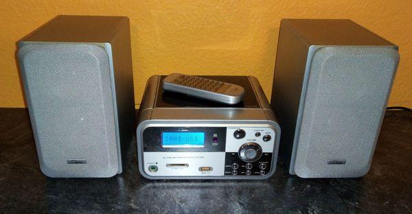 Micro Stereoanlage ProAudio MC 2810