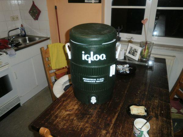 Igloo 5Galonen Wasserbehälter