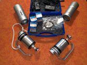 2 Tauchlampen Divingtec ATHL50-1