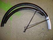 Schutzblech Hollandrad Indienrad aus Metall