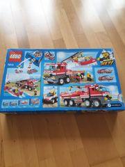 Lego City 7213 Feuerwehr