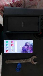 Samsung S20 128 gb Grey