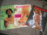 gut erhaltene erotic-hefte abzugeben playboy