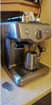 Siebträger Halbautomat Design Espresso Maschine