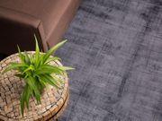 Teppich grau 80 x 150