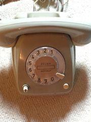 Telefon mit Wahlscheibe Alt Selten
