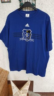 ADIDAS Herren Fan-T-Shirt Hamburger SV