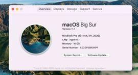 Notebooks, Laptops - Apple MacBook Pro 13-Zoll-Laptop 1