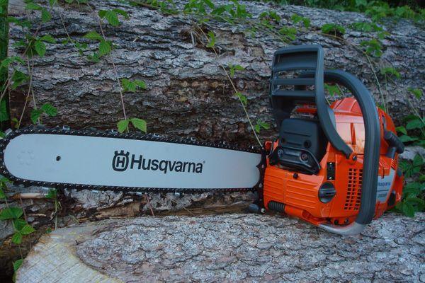 HUSQVARNA Profi-Motorsäge H 390XPG Snl