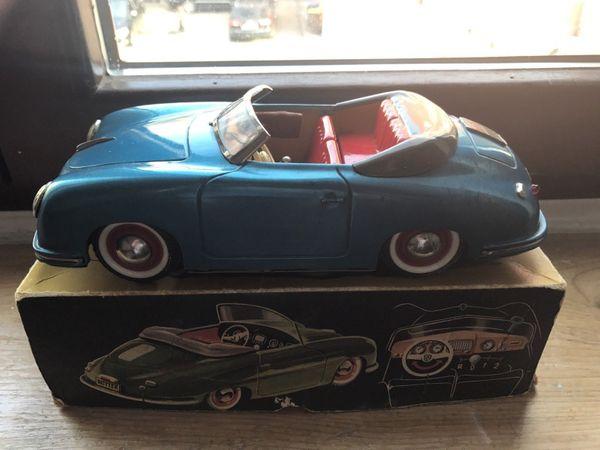 Distler Porsche 7500 FS in