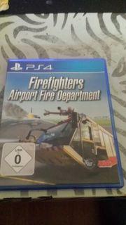 Verkaufe Airport Feuerwehr PS4