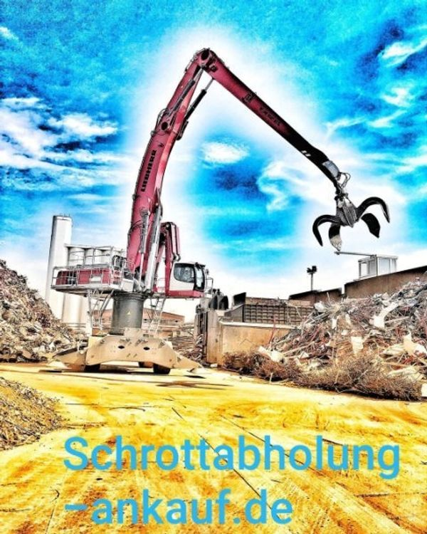 Schrotthändler Schrottabholung NRW