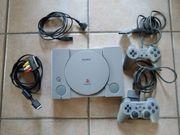 PlayStation 1 mit 14 Spielen