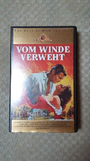 VHS Video Von Winde verweht