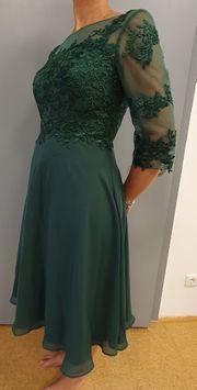 Abendkleid grün Gr 40
