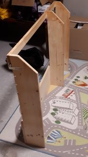 Wickelaufsatz für IKEA-Hemnes