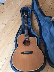 Ibanez AE 600 Akustikgitarre mit
