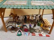 Gesamtpaket Schleich Pferde günstig abzugeben-GUT