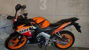 Zu verkaufen Honda CBR125R