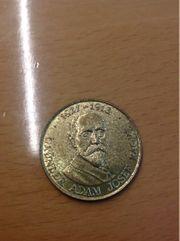 Sammler Münze