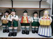 Bayrische Trachtenfiguren