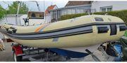Solemar B54 RIB Schlauchboot GFK