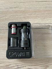 E-Zigarette uwell crown 3 Verdampfer