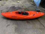 Ace of Spades Kajak Kayak