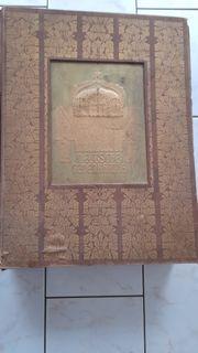 Antikes Buch Deutsche Gedenkhalle