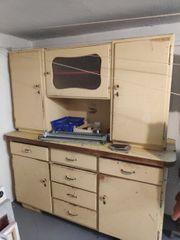 alter Küchenschrank Küchenbuffet