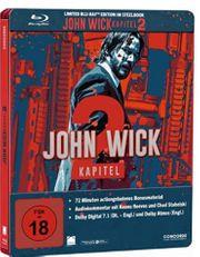 John Wick Kapitel 2 Steelbook