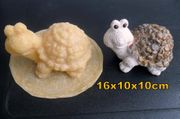 LATEXFORM verzauberte 16 cm Schildkröte