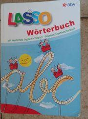 LASSO Wörterbuch Mit Wortschatz Englisch -