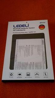 Original LEDERLI Bluetoothtastatur