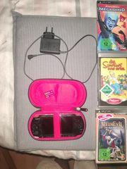 PSP 3004 mit 19 Spielen