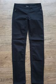 Jeggings Hose Leggings schwarz NEU