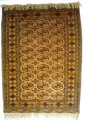 Orientteppich Buchara superfein antik T084
