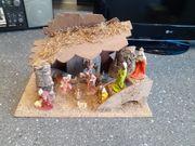 weihnachts krippe
