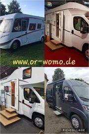 Wohnmobil Reisemobil Camper zu vermieten