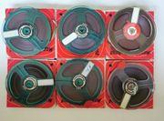 Tonbänder Magnetophonband Typ LGS 60er