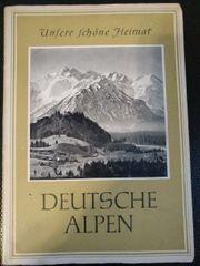 Deutsche Alpen Unsere schöne Heimat
