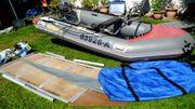 Delphin Schlauchboot mit 20 PS