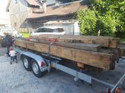 Holzbalken Fichte ungebraucht