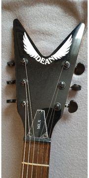 Dean Guitars MLX Black Edition