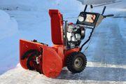 Schneefräße ARIENS Deluxe 27 Made